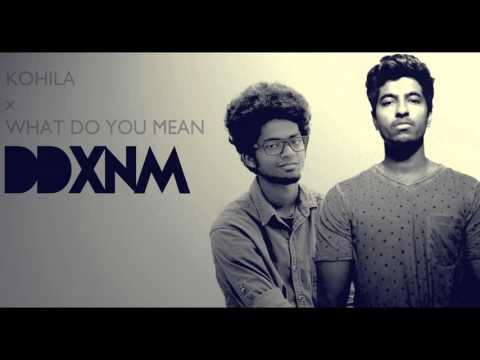 Leon James - Kohila X Justin Bieber - What Do You Mean (Acoustic Mashup Cover)