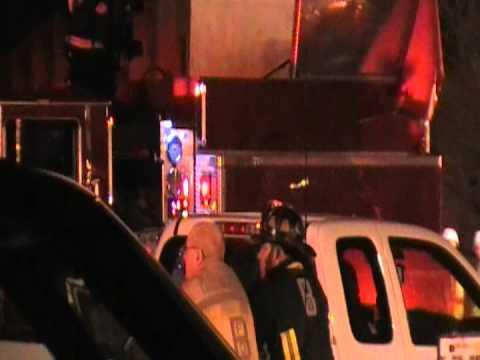 3rd Alarm Hazmat Fire Back Bay Boston, MA 9
