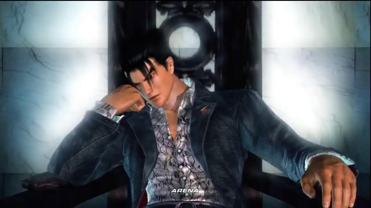 Tekken 6 Cinematique De Jin Kazama Sous Boss Youtube