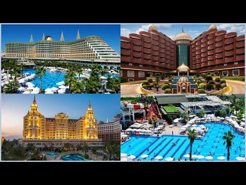 Top 10 All Inclusive Hotels Antalya, Turkey 2019