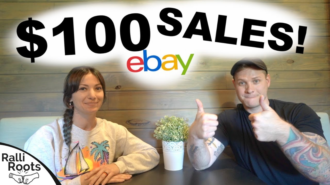 eBay Items That Sell For $100+ (2019/2020)