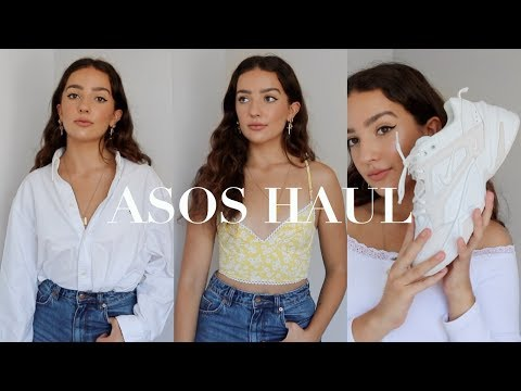ASOS TRY ON HAUL 2019 | An Honest Review