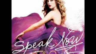 Taylor Swift Speak Now Instrumental Karaoke