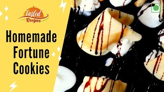 Fortune Cookies Recipes Without Egg