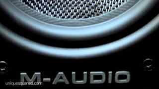 unique perspective m audio studiophile bx5a deluxe   uniquesquared com