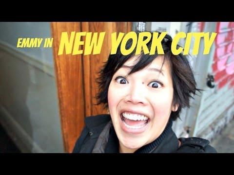 Emmy in New York City | A Tasting Haul