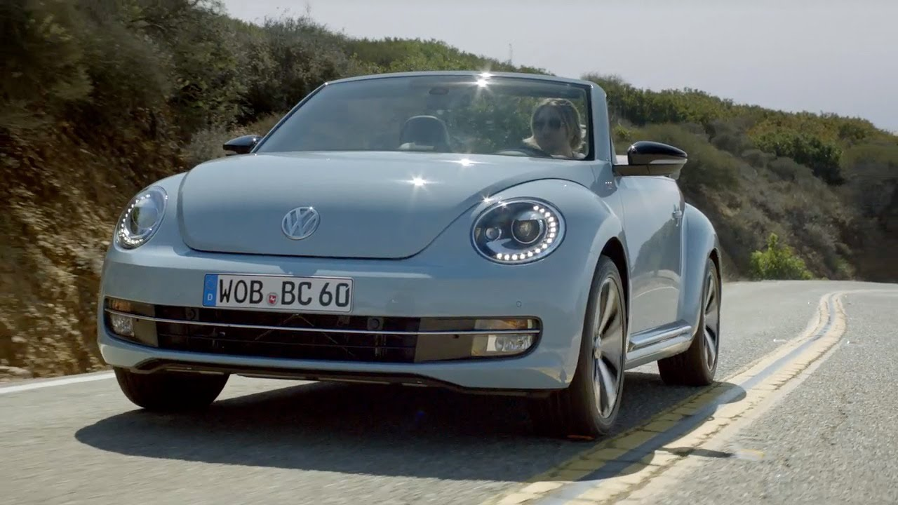 2013 Vw Beetle Convertible 60s Edition Hd Youtube