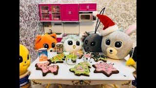 BAJKA GANG SŁODZIAKÓW 2  Słodziaki robią świąteczne pierniczki