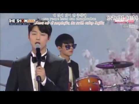 Kang Min Hyuk – I See You Live The Show (Entertainer OST) [INDO SUB]
