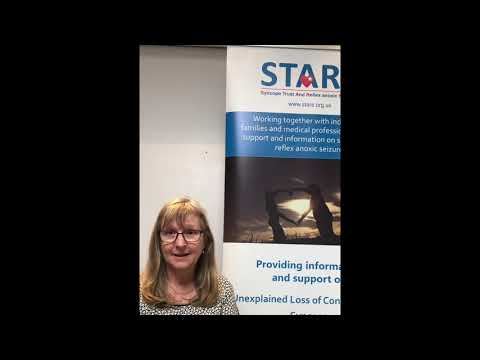 Dr. Lesley Kavi Interview: STARS North West Syncope Symposium