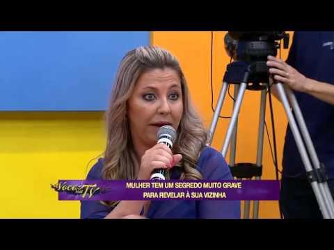 Você Na TV 31/07/2014  - Mulher Já Ficou Com Namorado Da Vizinha E Alerta  'ele é Agressivo!'