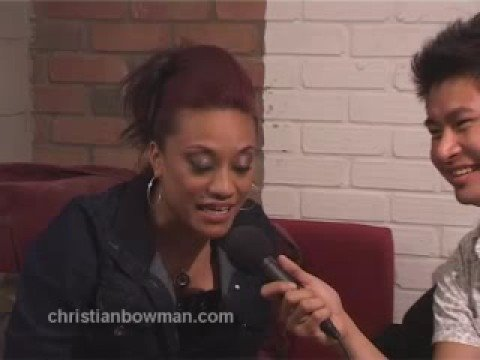 Emily Williams - Interview with Christian Bowman