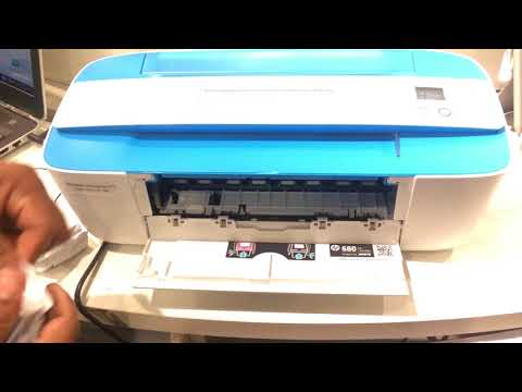 HP 3775 worlds smallest inkjet AllInOne printer Wireless