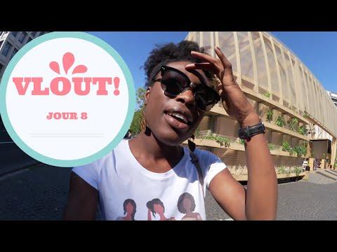 VLOUT - jour 8 | Francfort Tour improvisé