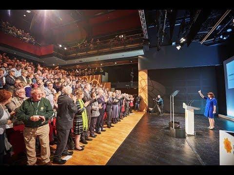 Leanne Wood - Plaid Cymru Leadership Election 2018