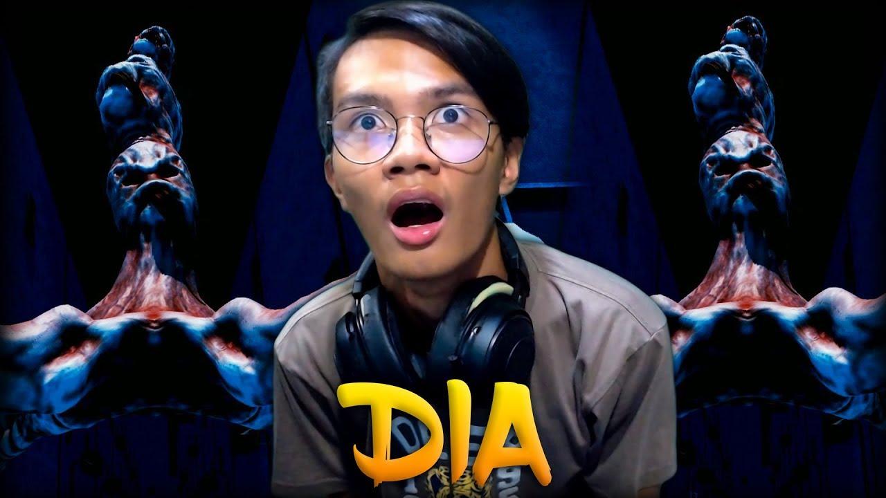 WAG KANG LALAPIT SAKIN! | DIA (Short Indie Horror Game) - #Tagalog