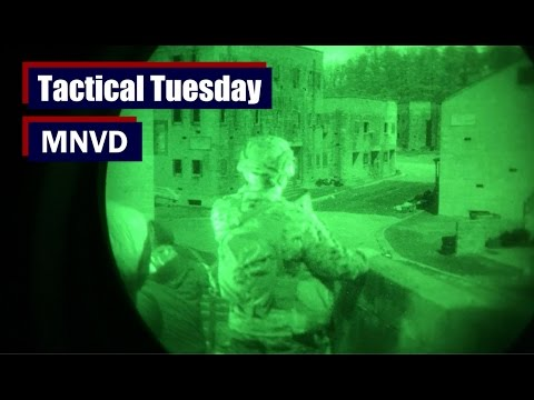Tactical Tuesday: PVS-14 Monocular Night Vision Device