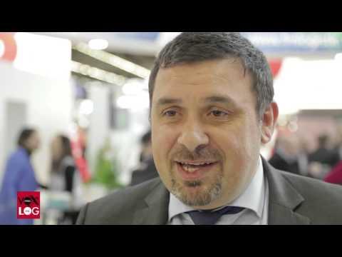 SITL/INTRALOGISTICS 2016 : Yannick Buisson de FM Logistic France
