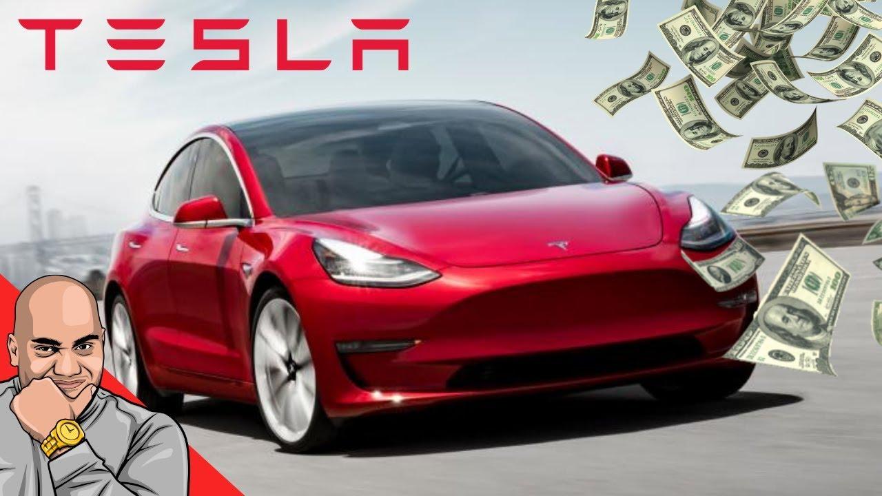 Tesla Model 3 Tax Credit - LAST CHANCE TO SAVE $7500 ...
