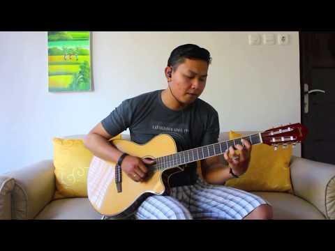 Dekat di Hati (RAN) Fingerstyle Guitar