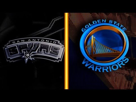 San Antonio Spurs vs Golden State Warriors   26 October 2016 Full Game