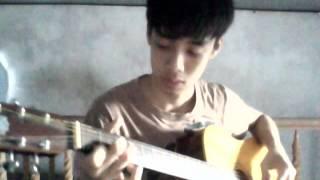 Tình lỡ cách xa - Guitar solo