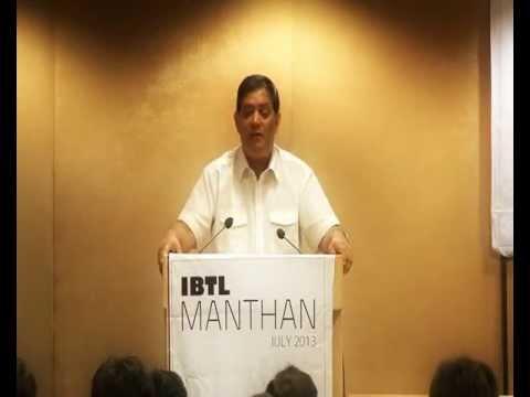 Former RAW Officer RSN Singh's Speech at IBTL Manthan