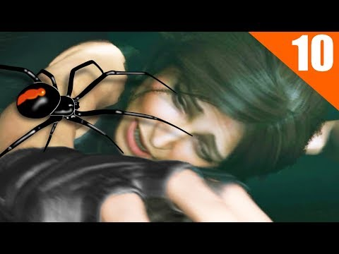 Ten EPIC Ways to Get Lara Killed !! - Shadow of the Tomb Raider