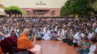 Guruhari Darshan 16 September 2012, Ahmedabad, India