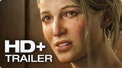 UNCHARTED 4 Story Trailer German Deutsch (2016)