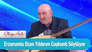 Erzurumlu Ozan Yıldırım Coşkunlı söylüyor - Müge Anlı ile Tatlı Sert 3 Mayıs 2019