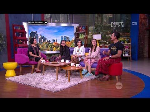 "Sarah Kedatangan Cast Film ""Kartini"""