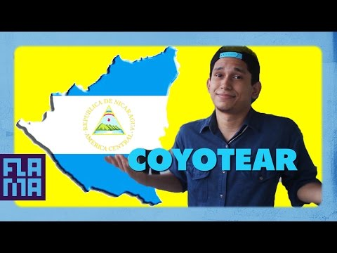Nicaraguan Slang