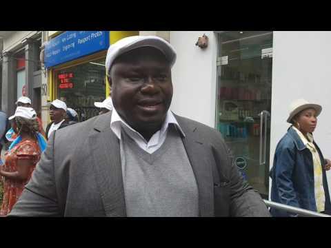 Immigration Director Leon Nkongolo