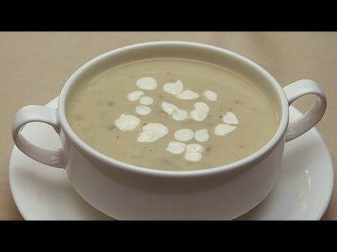 easy-turkish-cream-of-mushroom-soup-recipe