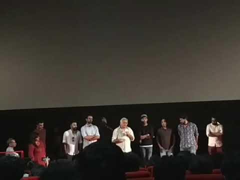Rajkumar Rao and Hansal Mehta at Omerta Premiere | Rajkumar Rao | Hansal Mehta |Jio MAMI Mumbai Fest