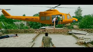 Action helicopter short film mobile phone film making ||suraj yadav film making||