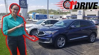 2019 Acura RDX SH-AWD w/ Advance Package Review & Test Drive