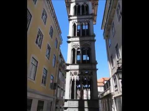Elevador de Santa Justa / Santa Justa Lift - Lisboa / Lisbon (Portugal)