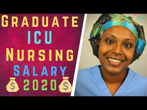 ICU RN Salary | Graduate ICU RN Salary Vs. RN Salary