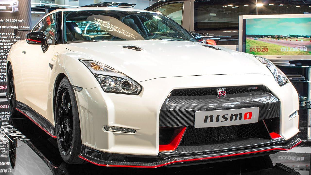 1 000 hp MONSTAKA NISSAN GT R NISMO MONACO TOP MARQUES 2015 HQ