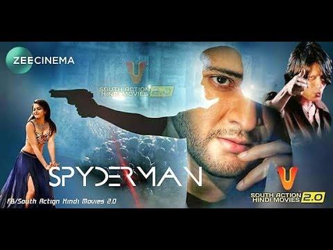 Spyder Promo On Zee Cinema By 7 Starmovies