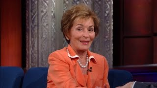 Judge Judy Does Not Want To Be Trump