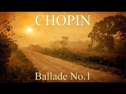 CHOPIN - Ballade No. 1 in G minor, Op. 23 - Piano Classical Music HD mp3