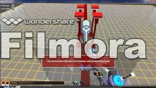 robocraft glitch