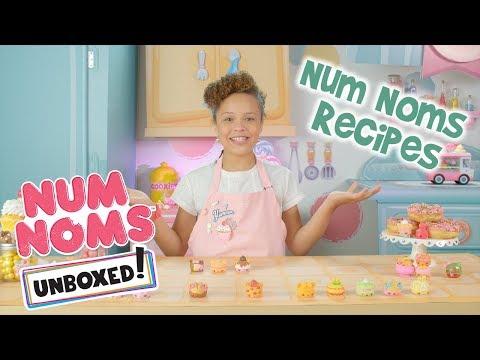 Unboxed! | Num Noms | Episode 2: Num Noms Recipes