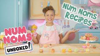 UNBOXED!  Num Noms  Episode 2: Num Noms Recipes