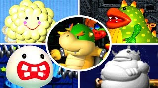 Yoshi's Story HD - All Bosses (No Damage)