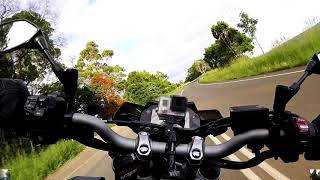 Yamaha MT/FZ.10 rider4. Surround yourself with Cross plane crank engine noise.