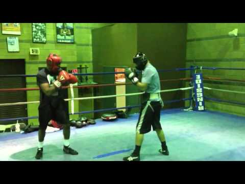 Sparring @ Norwalk Arts & Sports